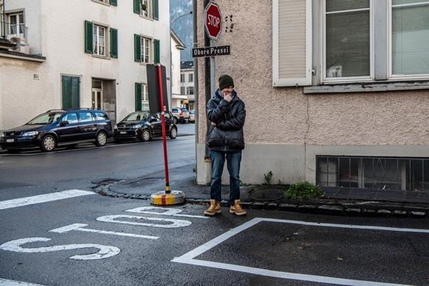 """Foto: Anian Heierli, """"Blick"""""""