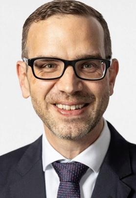 Dr. iur. Markus Heer, Niederurnen, der neue Regierungsrat