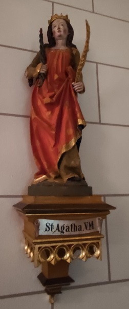 St. Agatha VM