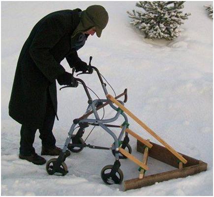 ...und plötzlich kam der Schnee... und die Pflüge kamen nicht... http://www.loslachen.ch/category/humor/lustige-bilder/arbeit-lustiges/