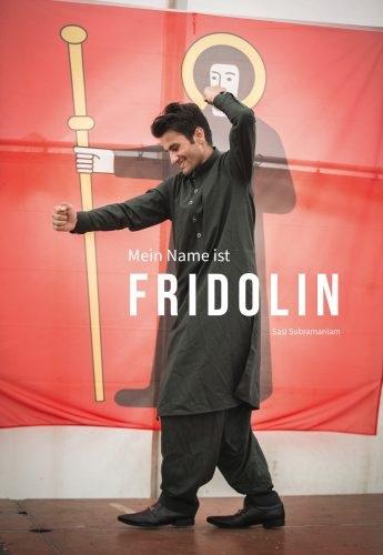 """Cover des Bildbuches """"Mein Name ist Fridolin"""""""