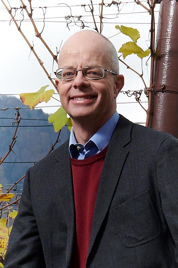 Der heute neu gewählte Gemeindepräsident Glarus Nord: Thomas Kistler, SP, Niederurnen (Foto:zvg)