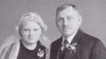 Meine Eltern Fridolin und Maria Hauser-Holzer (Vergrösserung)