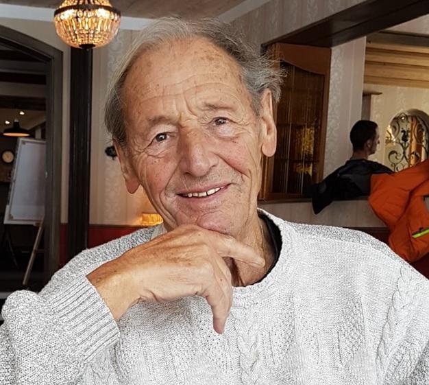 Willi - wie er leibt und lebt - letzte Aufnahme in seinem Leben am 7. Juni 2020 (Foto: Karin Küng)