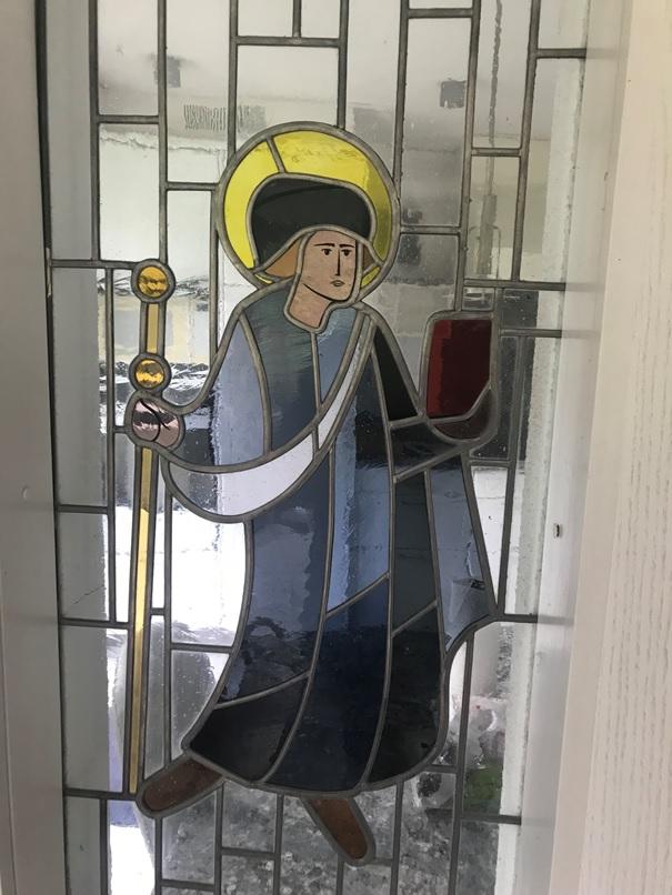 St. Fridolin in einer Privatwohnung in Schwanden