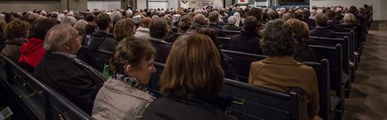 Mitunter kann die Luft in Kirchenräumen zum Mief werden...hier kommt eine Ursache zur Sprache. (Bilder: Stuttgarter Nachrichten)
