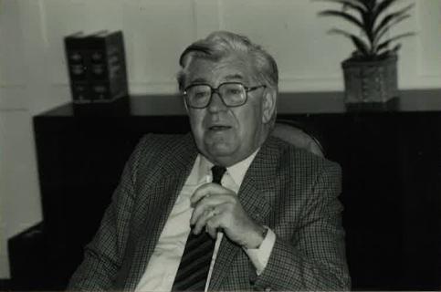 Fritz Fischli wie er leibte und lebte. (Foto: Familie Fischli)