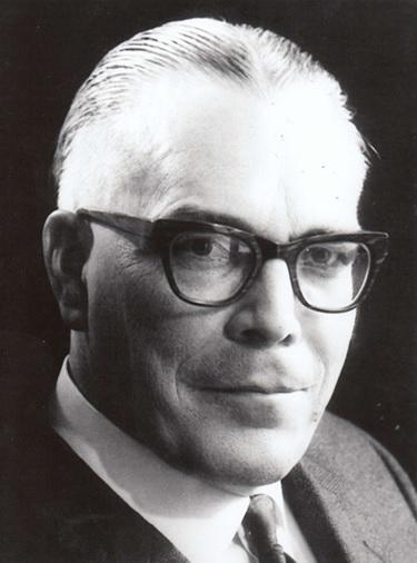 Dr. Emil Landolt war viele Jahre Sekundarlehrer in Näfels und Gemeinderat und wurde später Schulinspektor des Kantons Glarus (Foto: Privatsammlung).