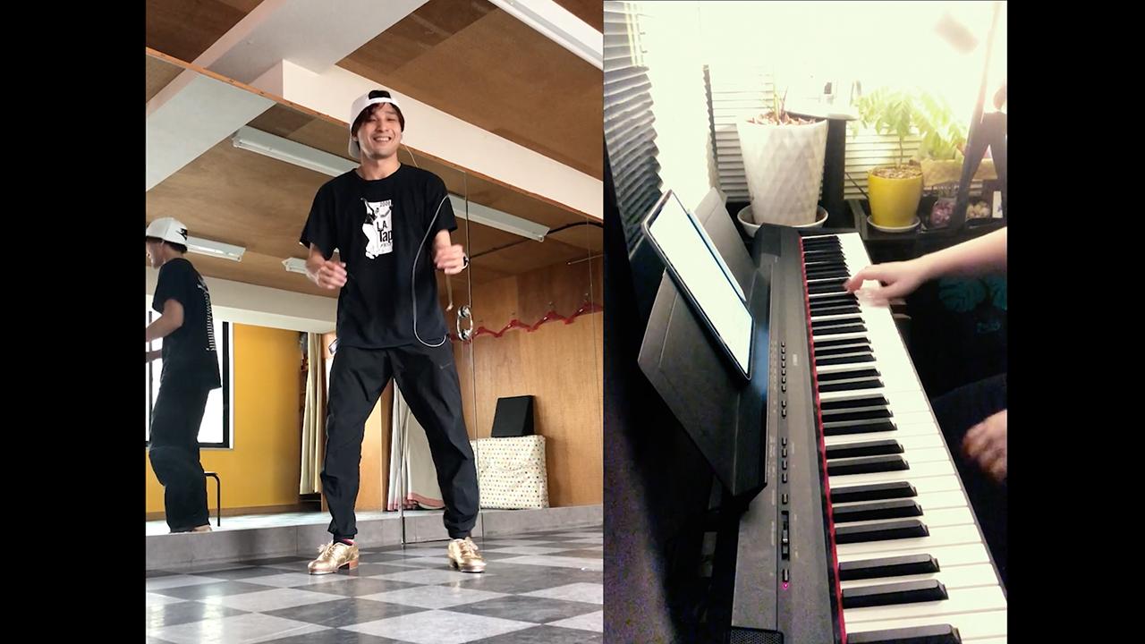 タップダンサーMasashi とコラボ曲制作(準備編)
