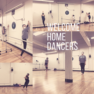 Welcome Home Dancers!