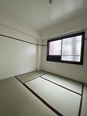 和室2 窓