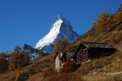 Le Cervin à Zermatt
