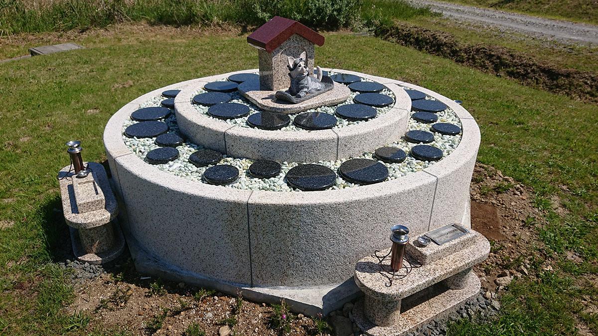 札幌・石狩でペットのお墓をお探しの方に 大切なペットとお墓に入れる!?最新ペット墓事情
