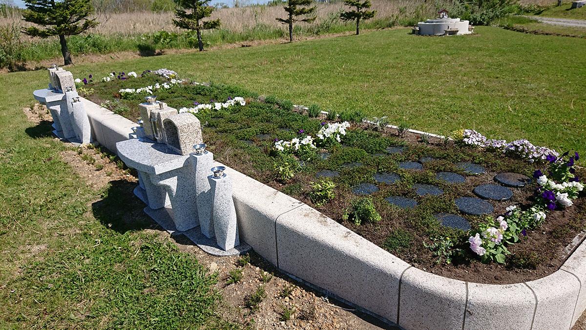 札幌や石狩でお墓をお探しの方に 石のお墓・樹木葬・永代供養墓、納骨堂その違いとは