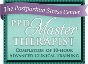 Postpartum Stress Center Master Therapist