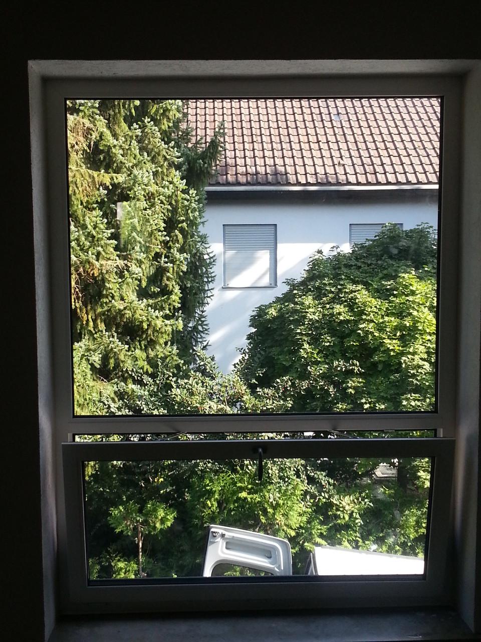 Fenster-Kunststoff unten Kipp