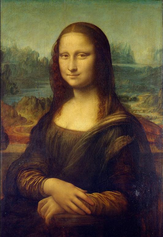 LEONARDO DA VINCI CA 1503-1517
