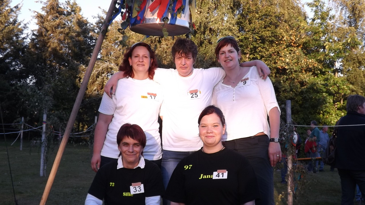 Team aus Spoldershagen / Martenshagen