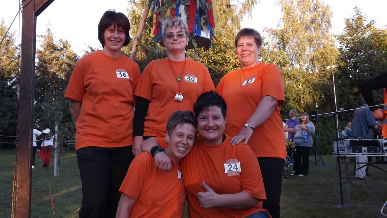 Team aus Lüdershagen
