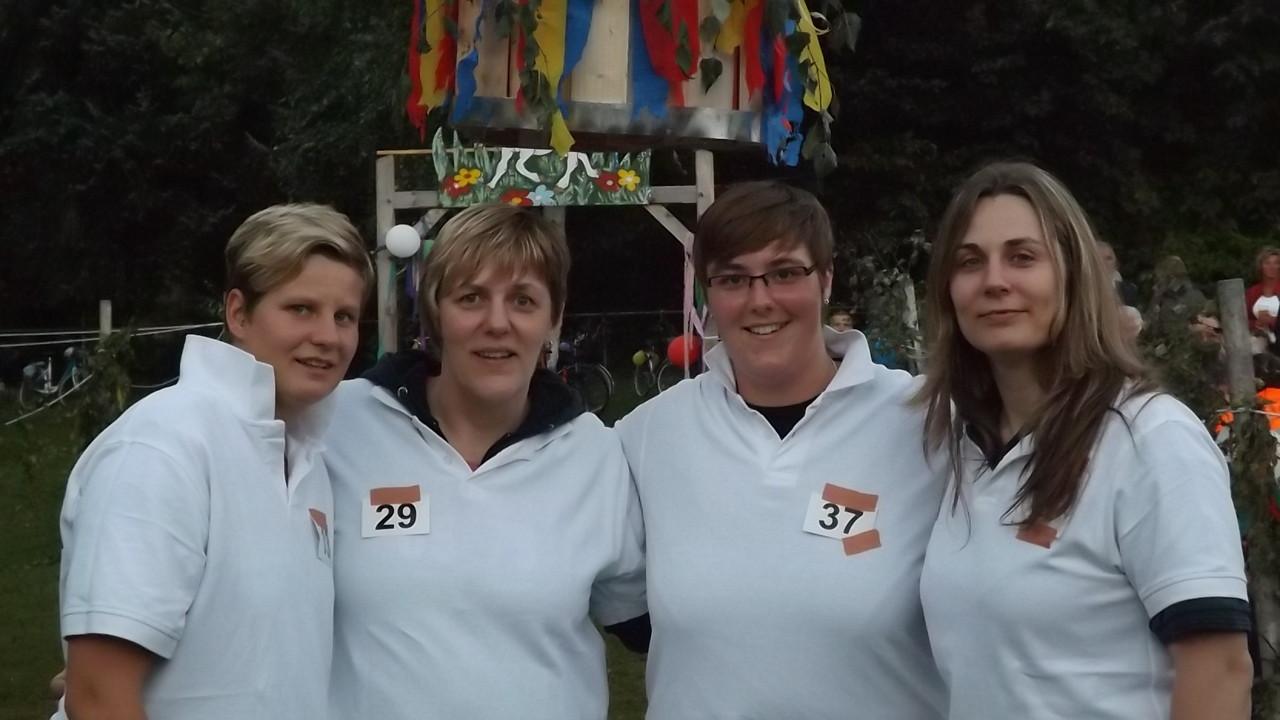 Team aus Langenhanshagen