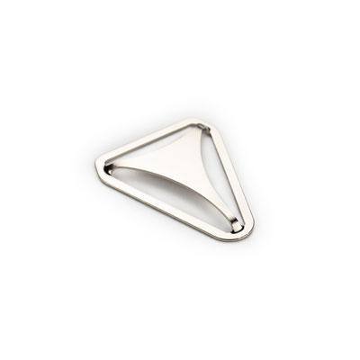 Hosenträger Metallrückenteil Standard 25 mm breite