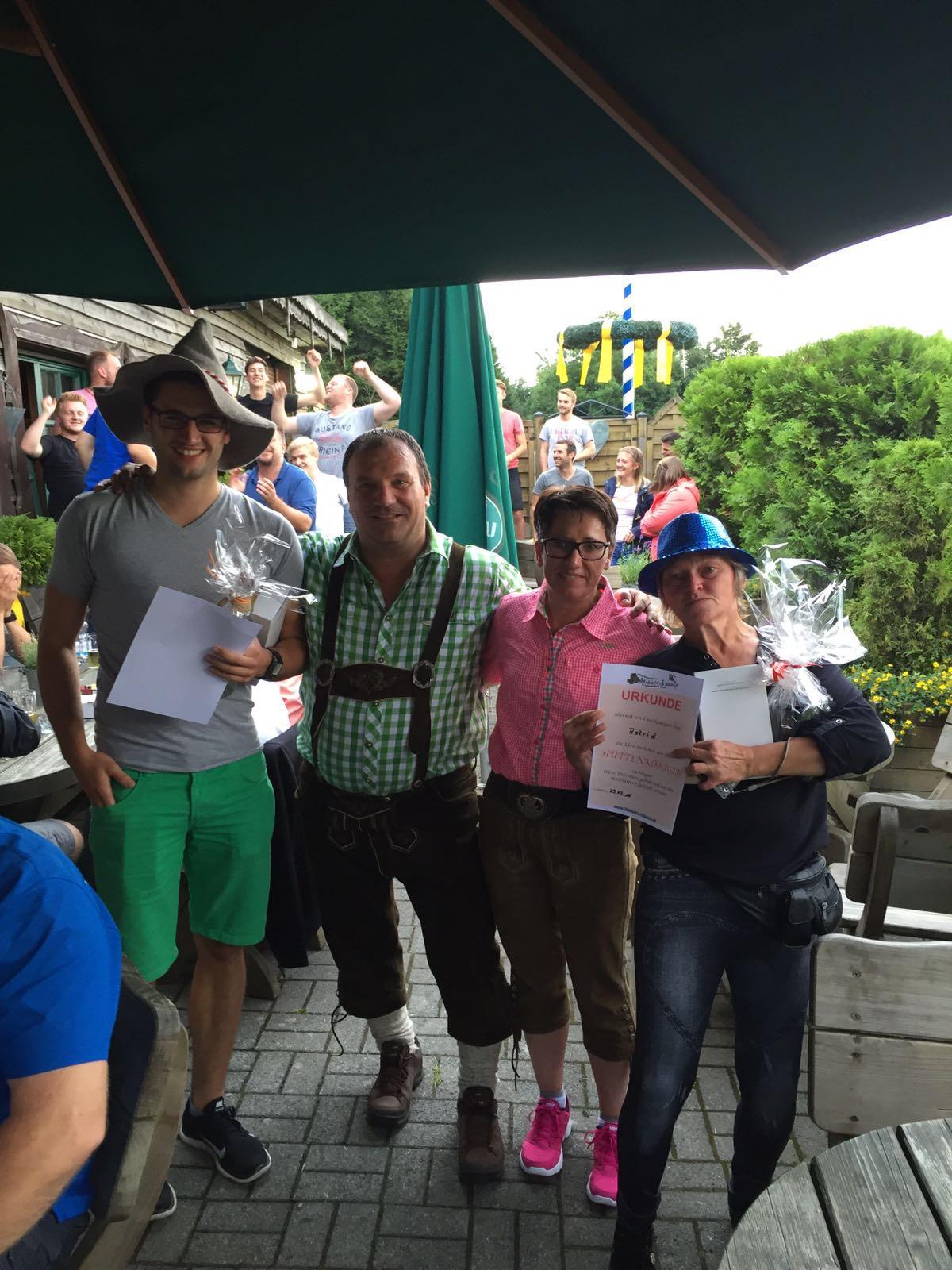 B-Jugend feiert Aufstieg in die Kreisliga A - sghickengrunds Webseite!