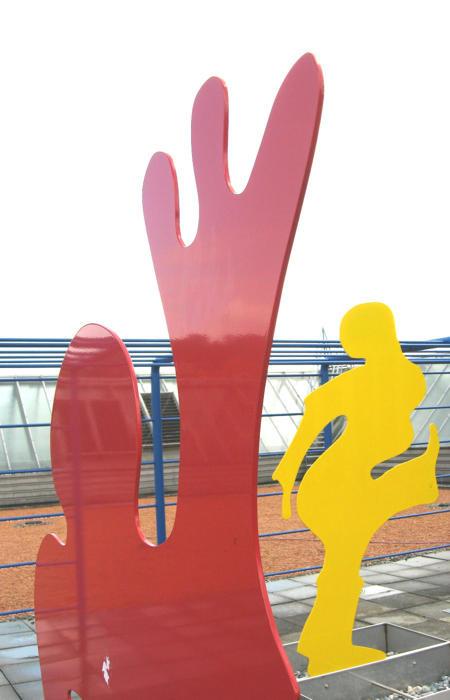 Corporate Art / Kunst für Unternehmen - Stadtwerke Ulm/Neu-Ulm