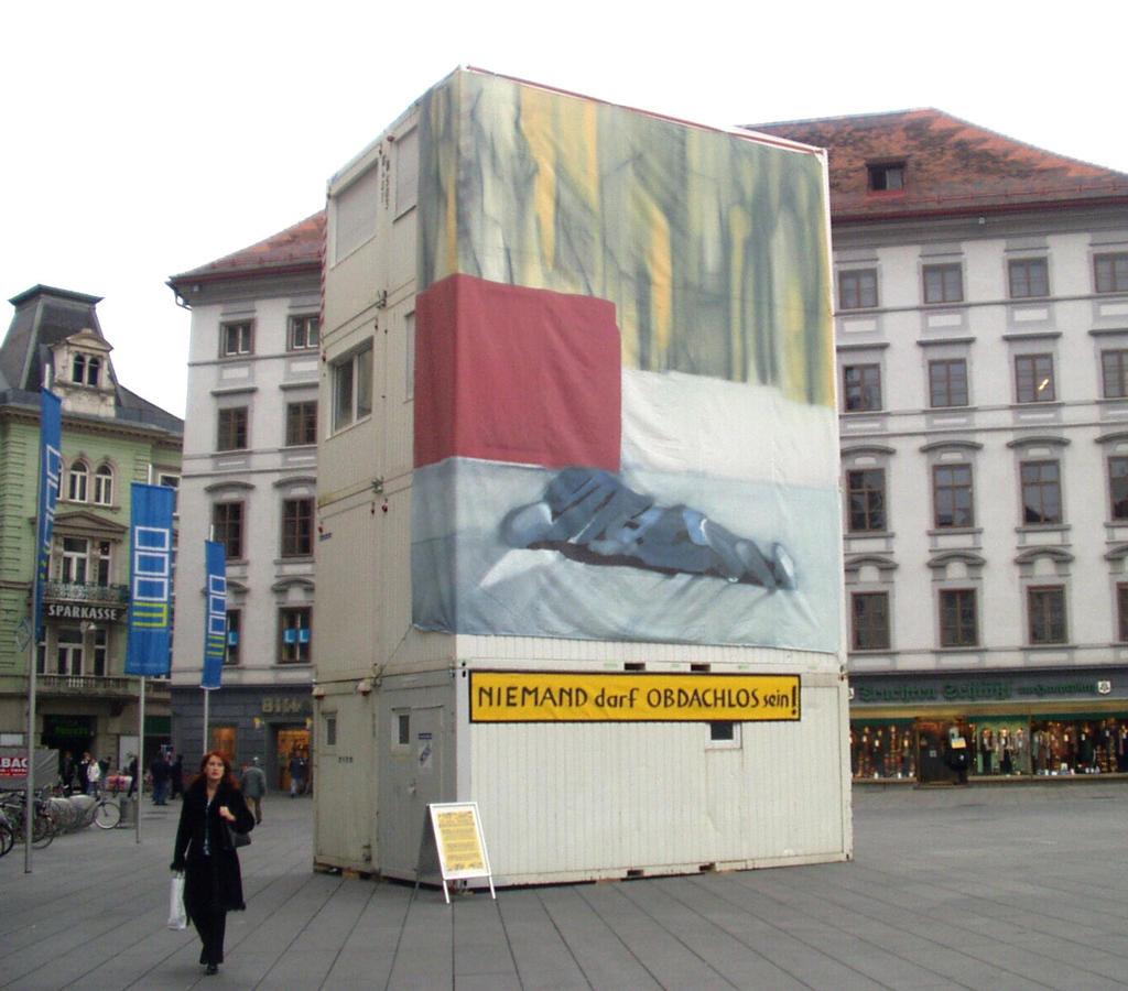 Hauptplatz Graz, Kulturhauptstadt Europa