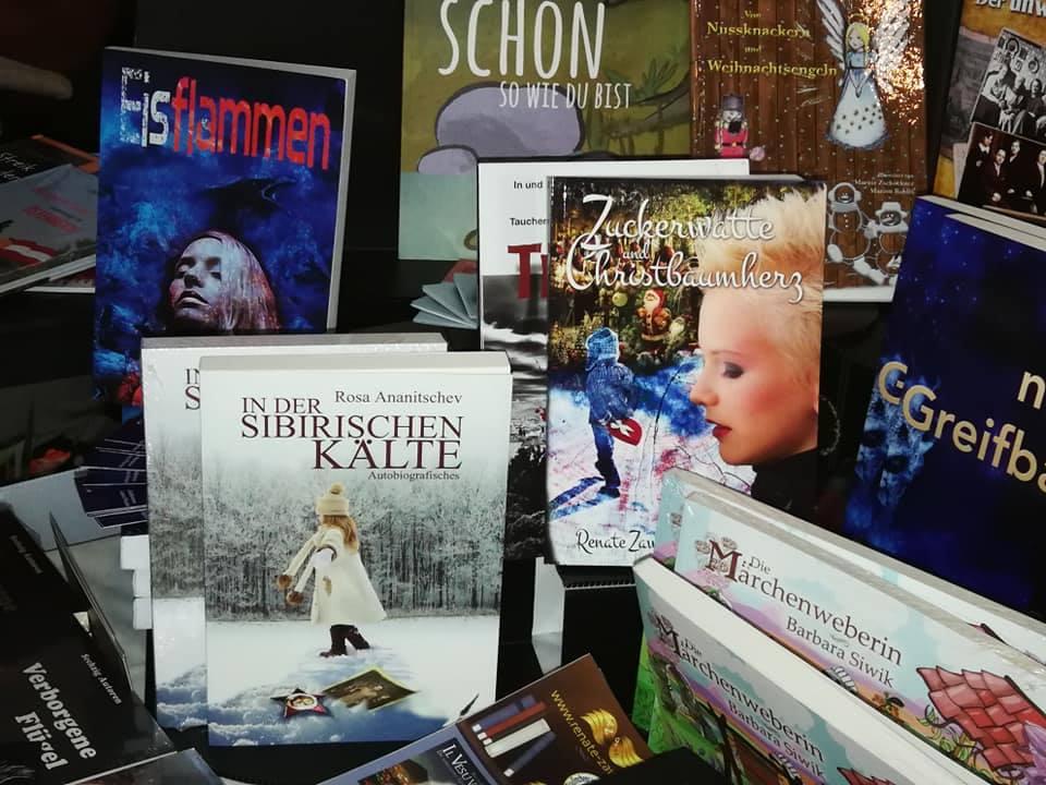 Buchmesse BuchBerlin 2018, Karina-Verlag