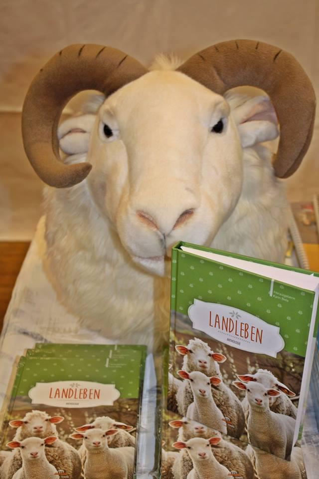 "Buchmesse BuchBerlin 2018, Apollon Tempel Verlag, ""Landleben"""
