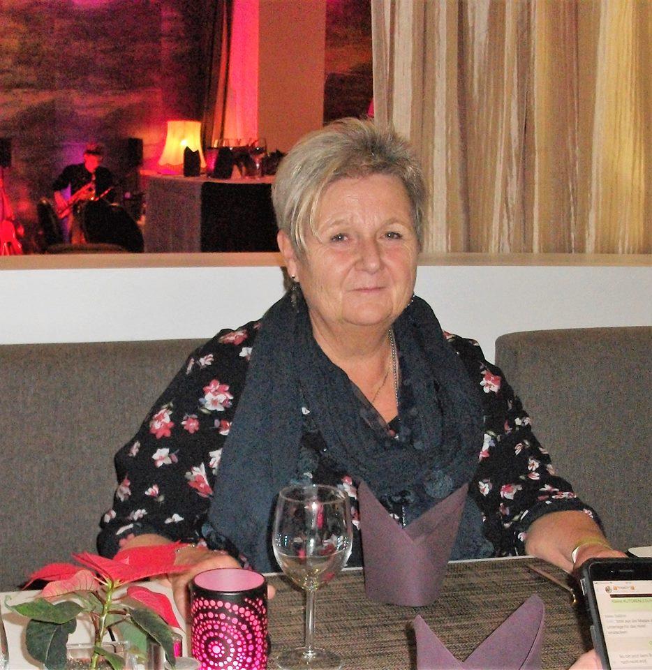 Buchmesse BuchBerlin 2018, Autoren-Abend, Renate Zawrel