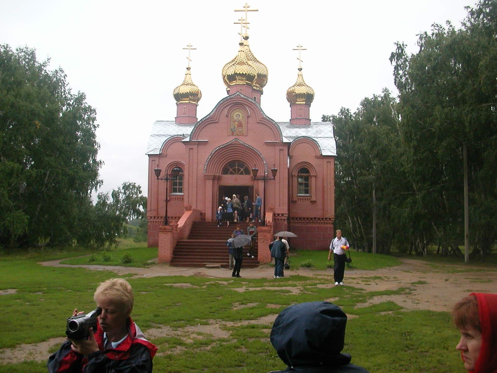 Die Kapelle des Klosters