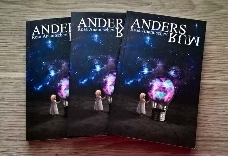 """Novelle """"Andersrum"""" von Rosa Ananitschev - in Rosas Buchshop erhältlich"""
