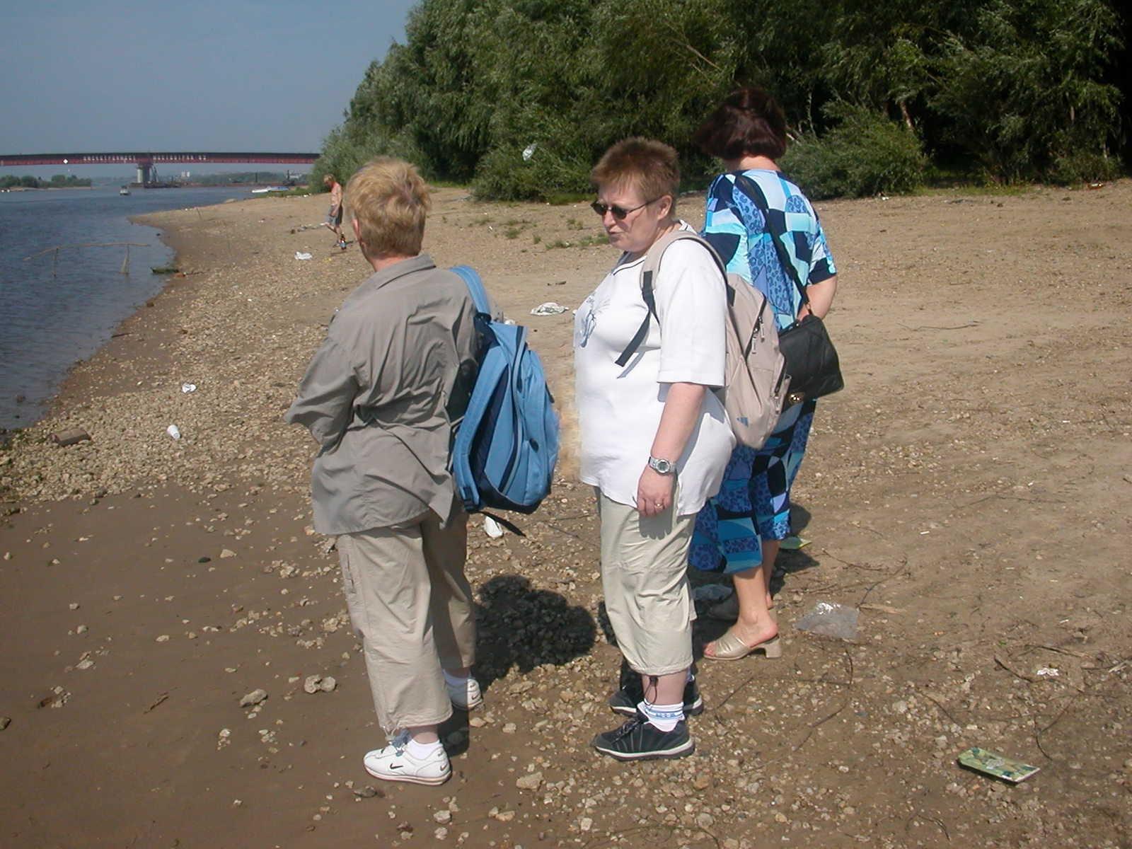 Der Strand für normale Sterbliche