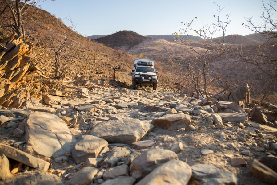Van Zyls Pass Namibia