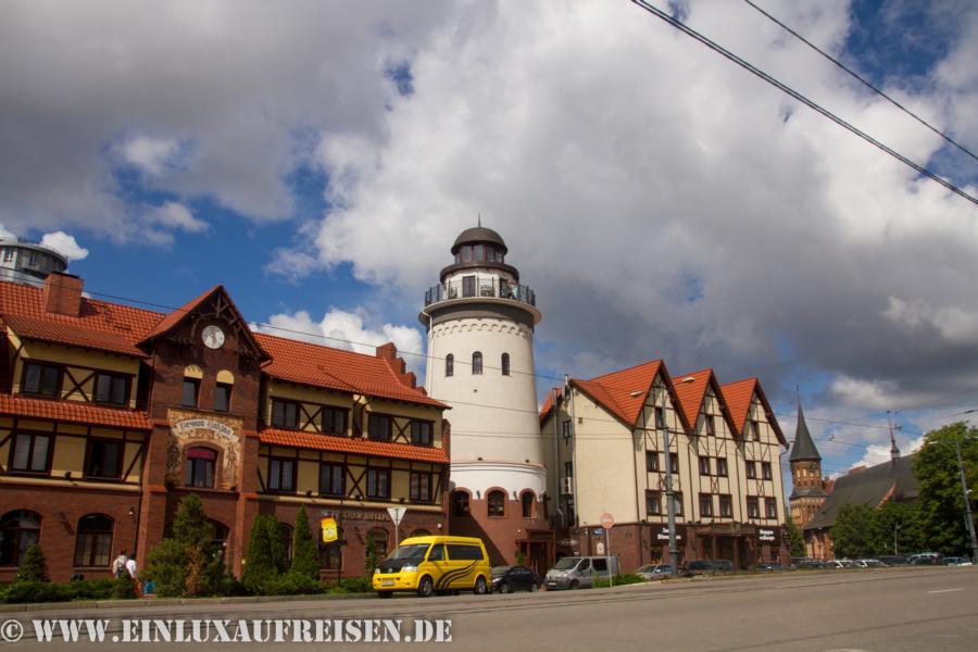 Leuchtturm Kaliningrad