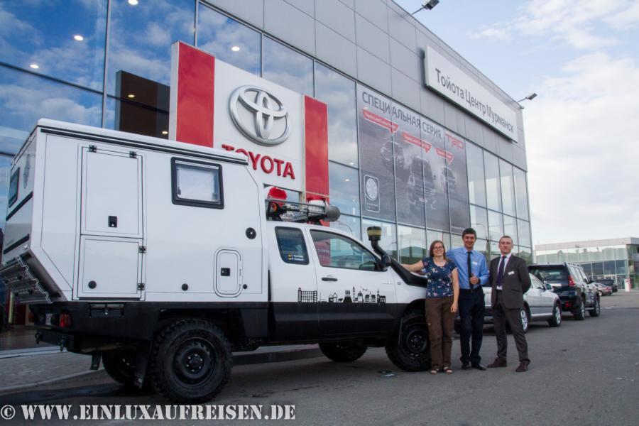 Toyota Murmansk