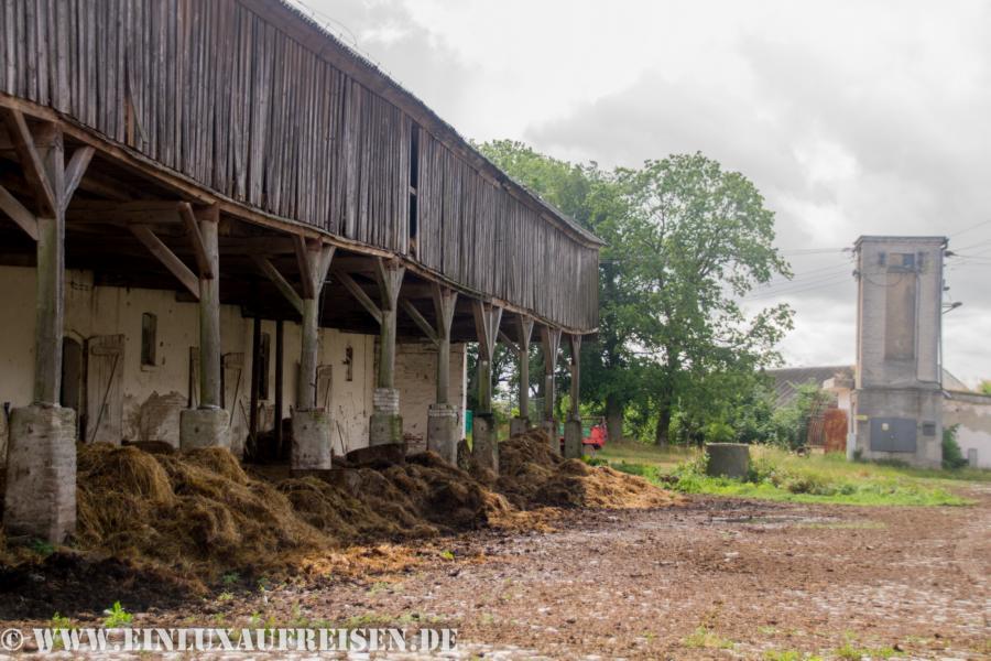 Bauernhof...