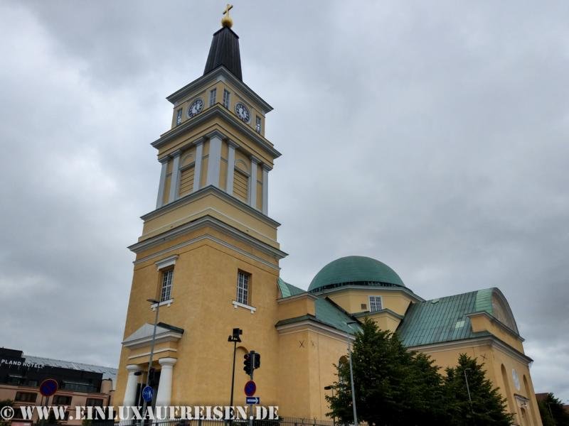 Kirche Oulu