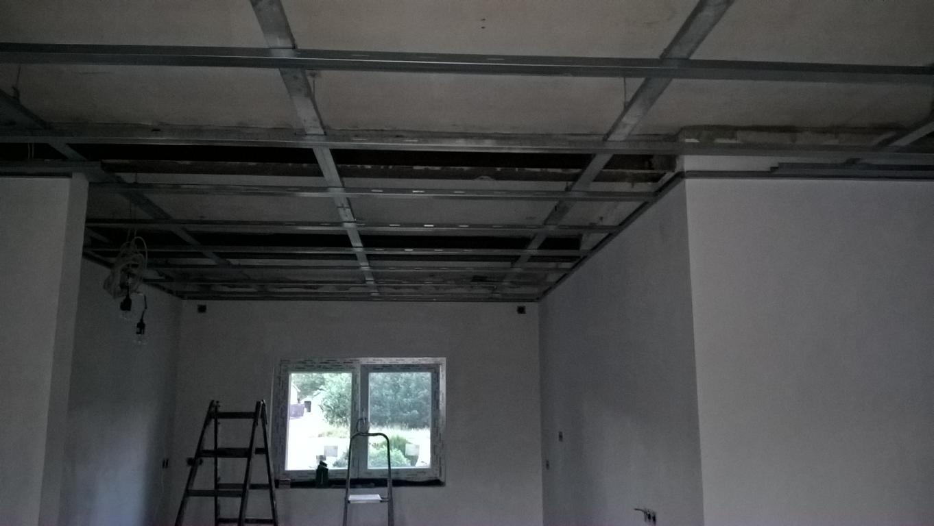 Unterkonstruktion Küche
