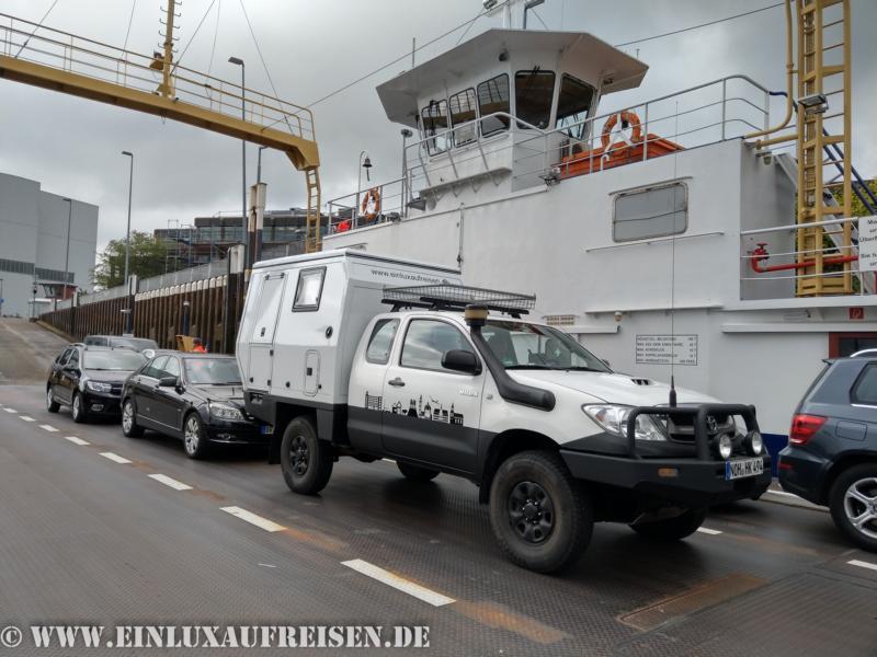 Weser Fähre