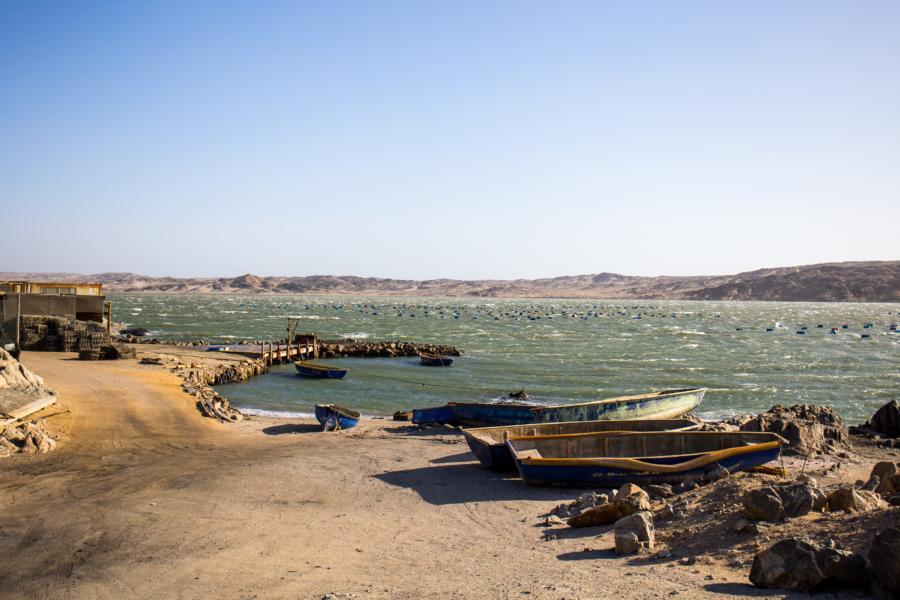 Lüderitz Fischerei