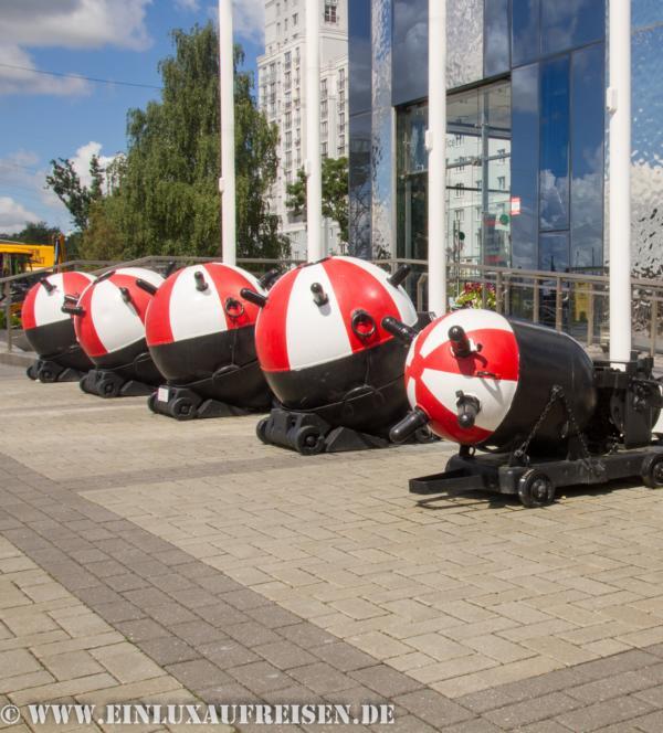 Museum der Weltmeere Kaliningrad
