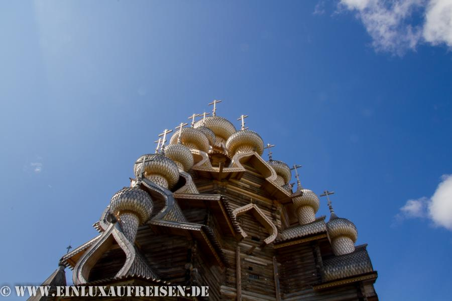 Holzkirche auf Kizhi