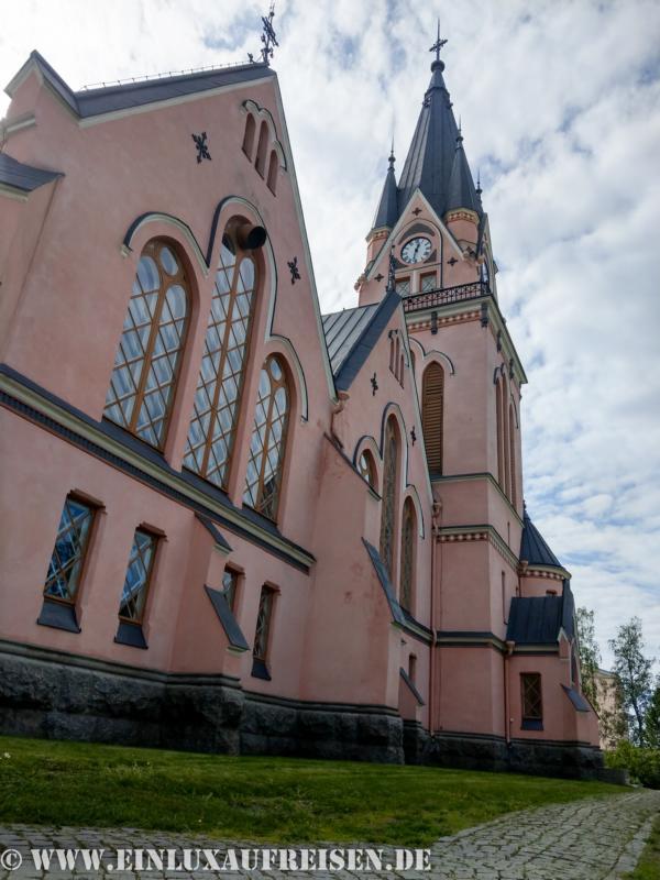 Kirche Kemi