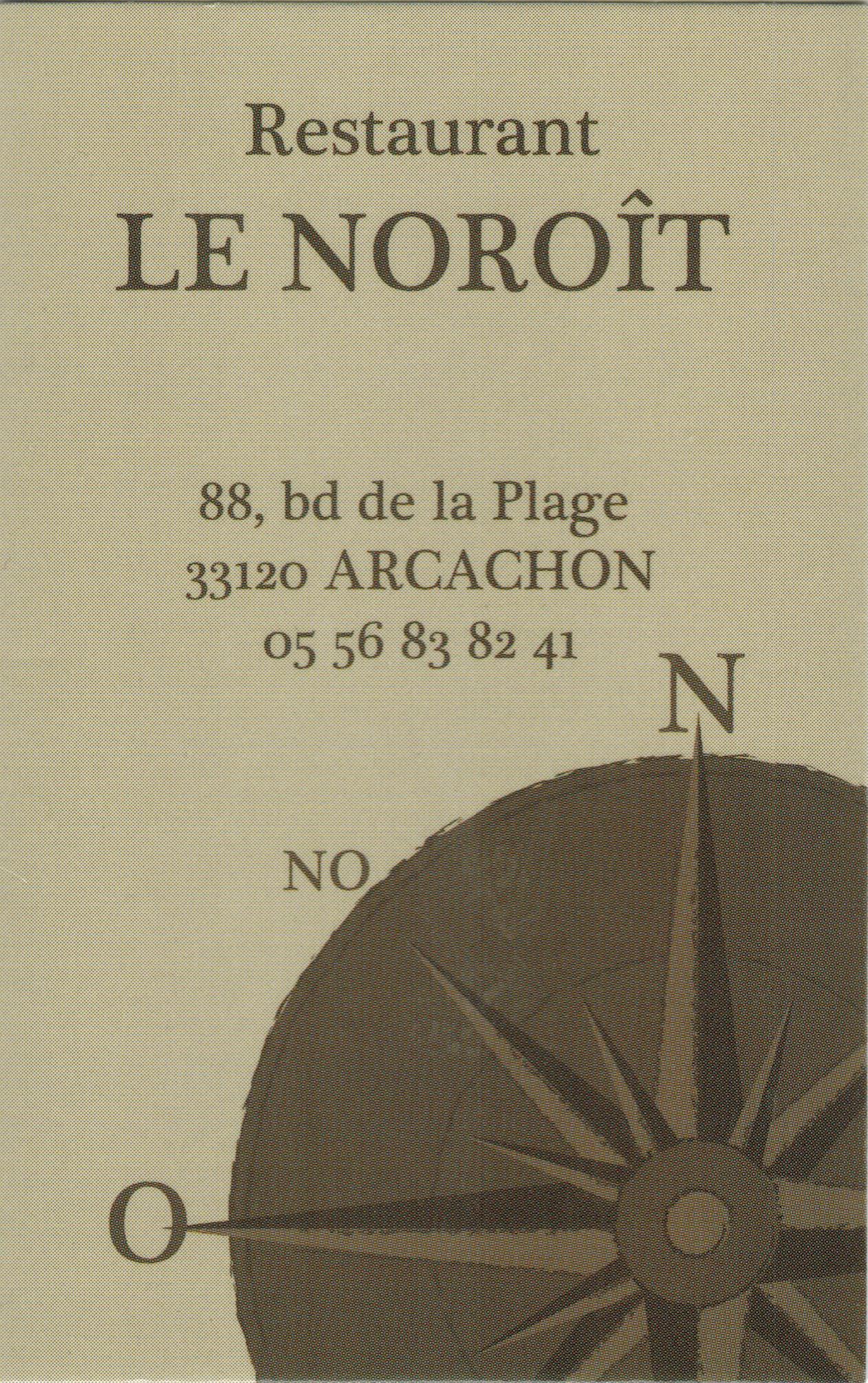 LE NOROÎT