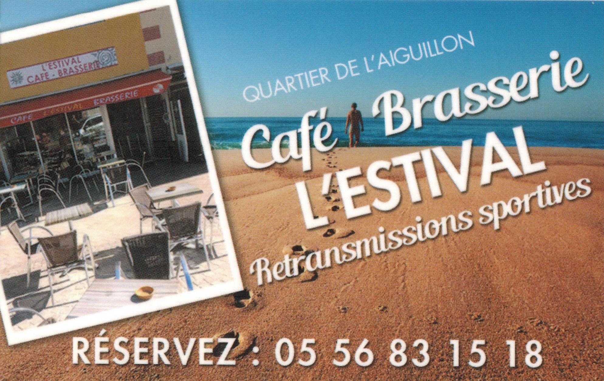 Café / Brasserie L'ESTIVAL