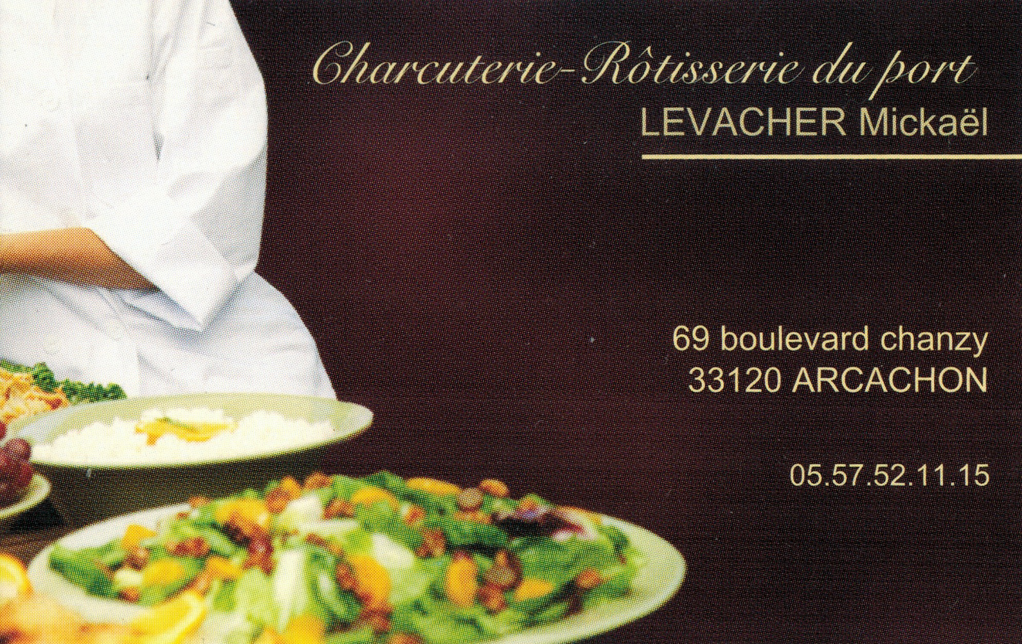 Charcuterie - Rôtisserie du port / LEVAHCER Mickaël