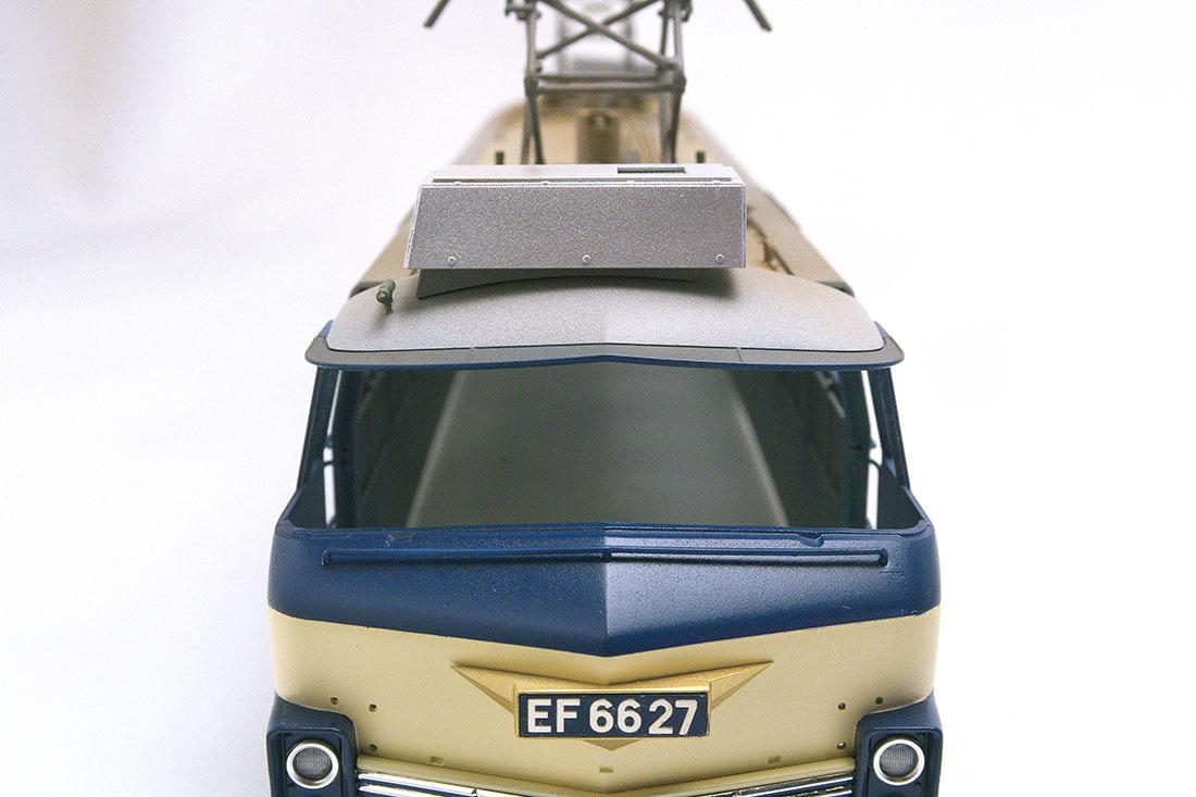 OJ EF66 クーラー 通称弁当箱です