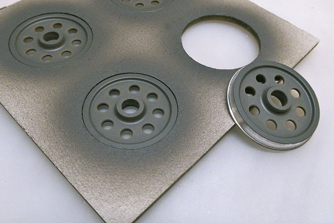 OJ EF66 金属車輪用マスク